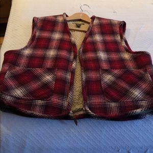 Mens vest size large